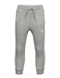 adidas Originals Trefoil Pants Collegehousut Olohousut Harmaa Adidas Originals MGREYH/WHITE