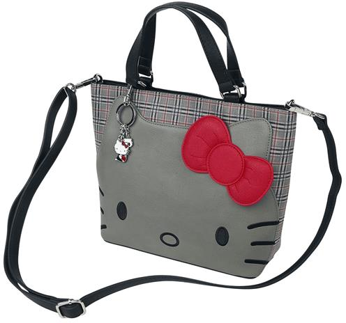 Hello Kitty - Loungefly - Käsilaukku - Naiset - Harmaa
