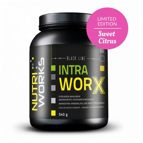 Nutri Works Intra WorX Sweet Citrus