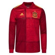 Espanja Kotipaita EURO 2020 Long Sleeves