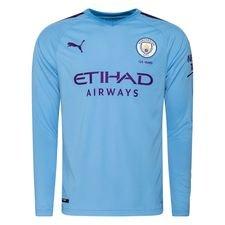 Manchester City Kotipaita 2019/20 Long Sleeves Lapset