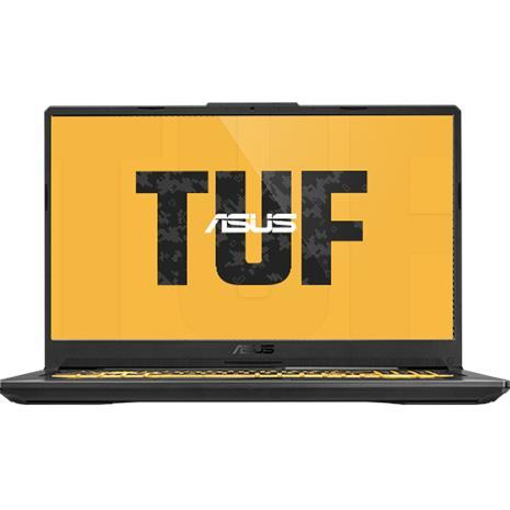 """Asus TUF Gaming FX706II-AU104T (Ryzen 5 4600H, 8 GB, 256 GB SSD, 17,3"""", Win 10), kannettava tietokone"""