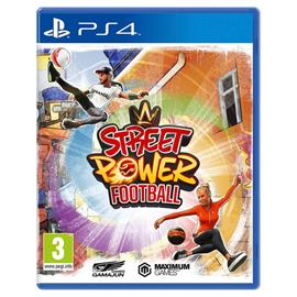 Street Power Football, PS4 -peli