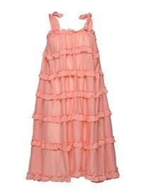 By Malina Blanca Dress Polvipituinen Mekko Vaaleanpunainen By Malina PEACH BLUSH