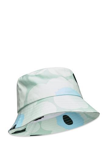 Marimekko Olema Pieni Unikko Bucket Hat Bags Bucket Bag Sininen Marimekko LIGHT TURQUOISE,BLUE,GREEN