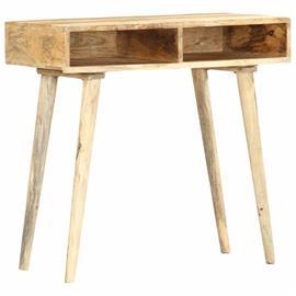 vidaXL Konsolipöytä 80x40x78 cm täysi mangopuu