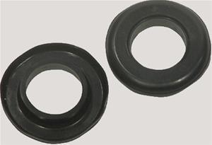Grabner Double Paddle Drip-Rings, black