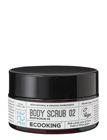 Ecooking Ecooking Body Scrub 2 Kuorinta-aine Vartalonkuorinta Ecooking NO COLOUR