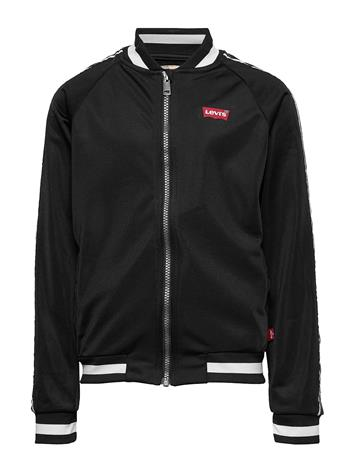 Levi's Taped Track Jacket Svetari Collegepaita Musta Levi's BLACK