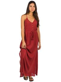 Rip Curl Oasis Muse Dress rosewood Naiset