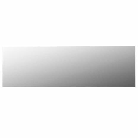 vidaXL Kehyksetön peili 140x40 cm lasi