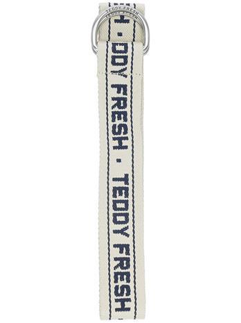 Teddy Fresh Web Belt cream Miehet