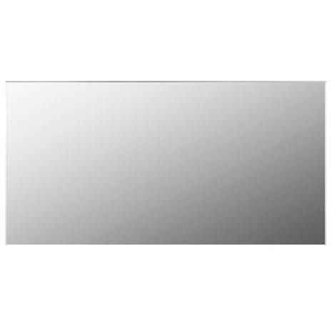 vidaXL Kehyksetön peili 120x60 cm lasi