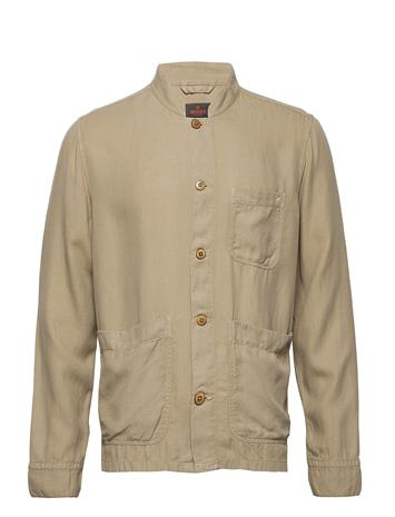 Morris Corsoir Shirt Jacket Overshirt Paita Paitatakki Ruskea Morris OLIVE