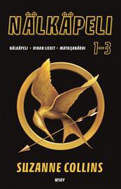 Nälkäpeli 1-3 (uusi laitos) (Suzanne Collins Helene Bützow (käänt.)), kirja