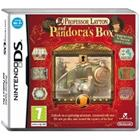 Professor Layton and Pandora´s Box, Nintendo DS -peli