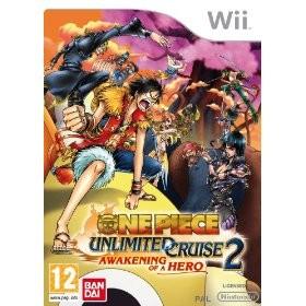 One Piece - Unlimited Cruise 2, Nintendo Wii -peli