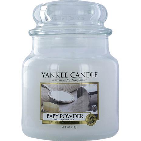 Yankee Candle Baby Powder - 411 g