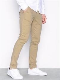 Tailored Originals Pants - TORainford Housut Beige