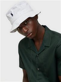 Polo Ralph Lauren Polo Bucket Hat Hatut White
