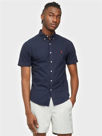Polo Ralph Lauren Slim Fit Oxford Shirt Kauluspaidat Navy