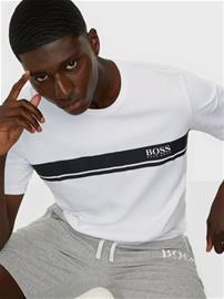 BOSS Relax T-Shirt T-paidat ja topit Natural