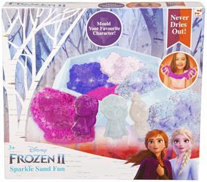 Disney Frozen 2 Taikahiekka & Muotteja