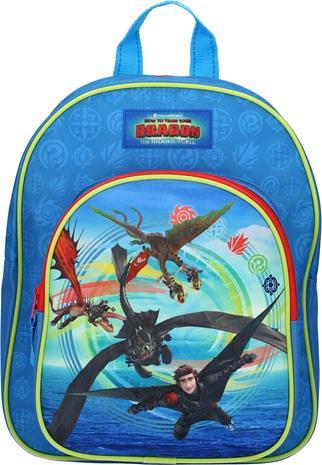 Näin Koulutat Lohikäärmeesi 3 Let's Fly Reppu 7L, Blue