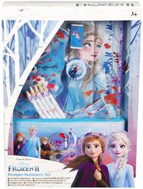 Disney Frozen 2 Kirjoitussetti Tarvikkeilla