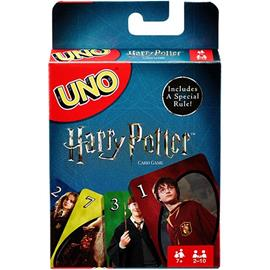 UNO Harry Potter, korttipeli