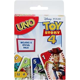 UNO Toy Story 4, korttipeli