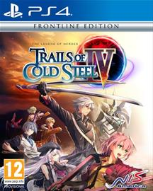 Legend of Heroes: Trails of Cold Steel 4 (IV), PS4 -peli