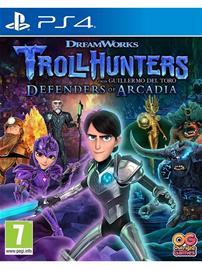 Trollhunters: Defenders Of Arcadia, PS4 -peli