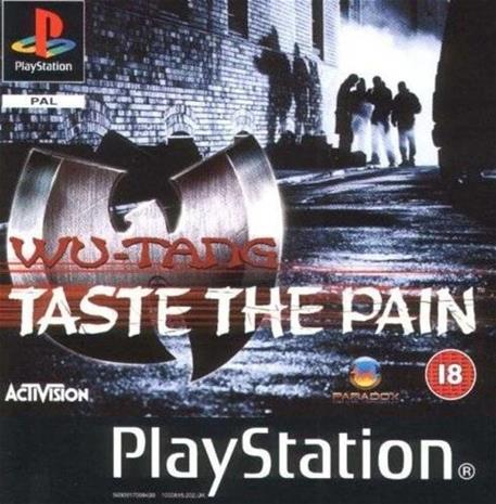 Wu-Tang: Taste the Pain, PS1 -peli