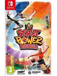 Street Power Football, Nintendo Switch -peli