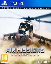 Air Missions: Hind, PS4-peli