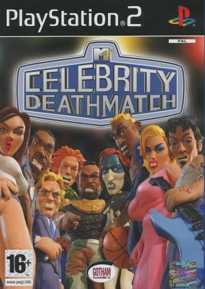 Celebrity Deathmatch, PS2 -peli