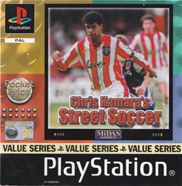 Chris Kamara's Street Soccer, PS1 -peli