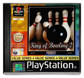 King of Bowling 2, PS1 -peli