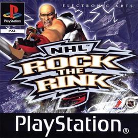 NHL Rock The Rink, PS1 -peli