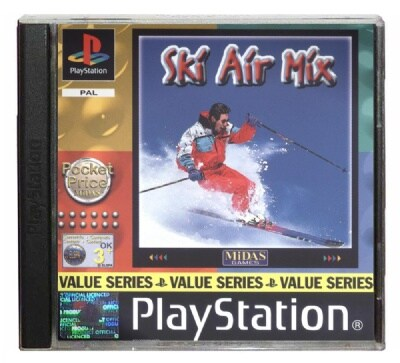 Ski Air Mix, PS1 -peli