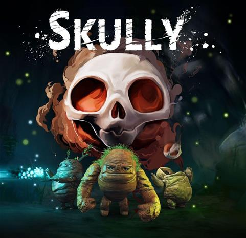 Skully, PS4 -peli