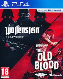Wolfenstein: The New Order + The Old Blood, PS4-peli