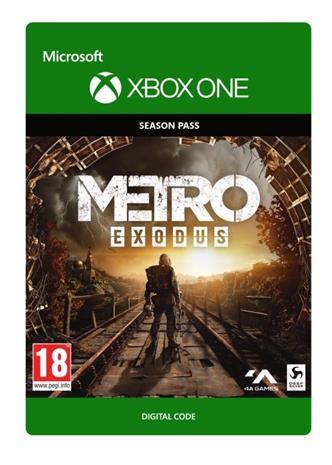 Metro: Exodus - Expansion Pass, Xbox One -peli