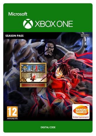 One Piece: Pirate Warriors 4 - Character Pass, Xbox One -peli