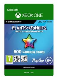 Plants vs. Zombies: Battle for Neighborville - 500 Rainbow Stars, Xbox One -peli