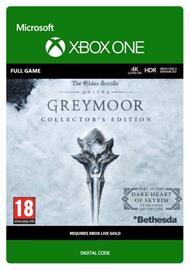 The Elder Scrolls Online: Greymoor Digital Collector's Edition, Xbox One -peli