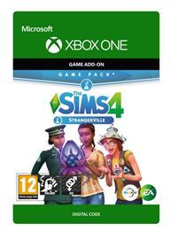 The Sims 4 - Strangerville, Xbox One -peli