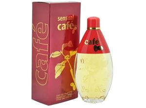 Cafe Parfums Sensual Women EDP naiselle 90 ml