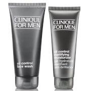 Clinique for Men Oily Skin Bundle